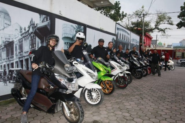 PCX Fun Rally pcx owner