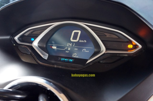 speedometer All New PCX 150 2018 Indonesia