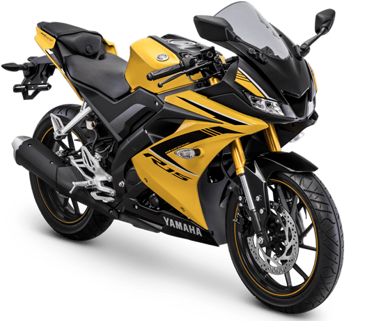 harga All New R15 warna baru usd emas racing yellow
