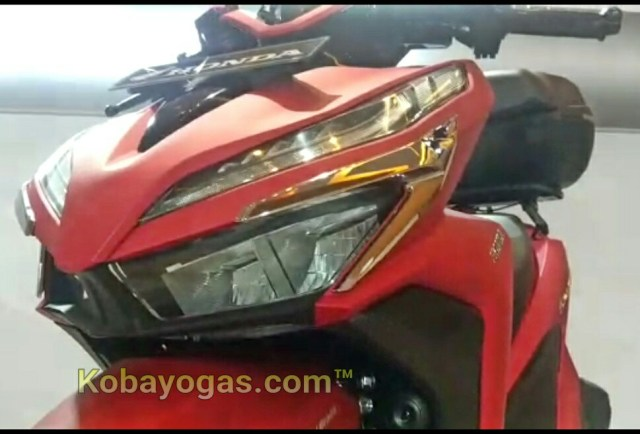 Aksesoris Modifikasi Honda All New Vario 150 dan 125