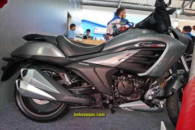 video review Suzuki Intruder 150
