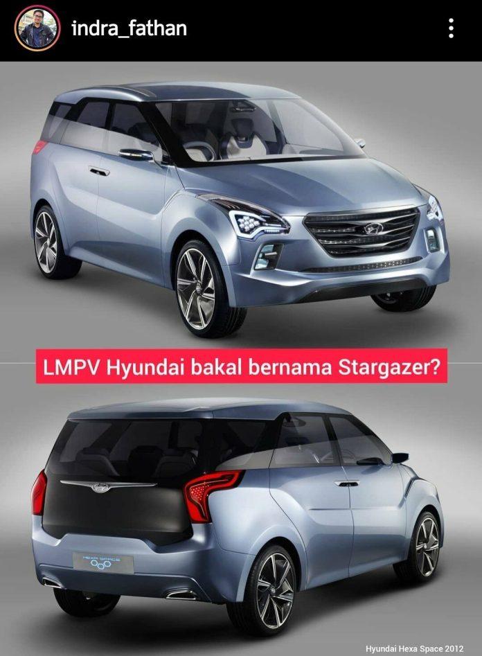 Hyundai Hexa basis Stargazer