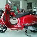 Melihat Lebih Dekat Vespa Gts Super 150 Keren Sih Tapi Kobayogas Com Your Automotive Blog