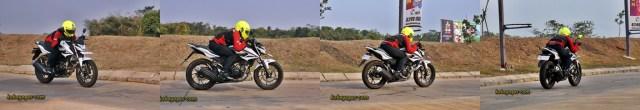 new cb150 drag