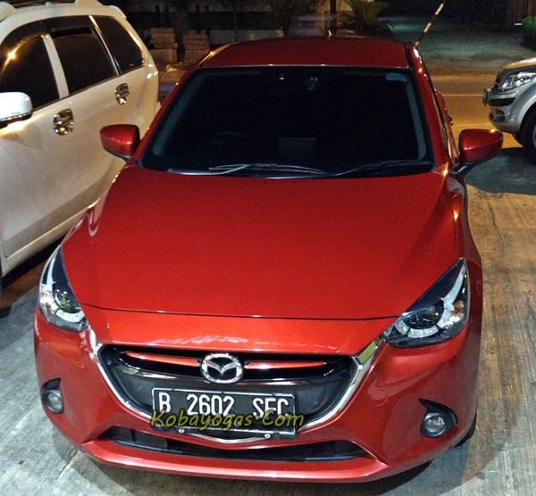 All New Mazda2 GT