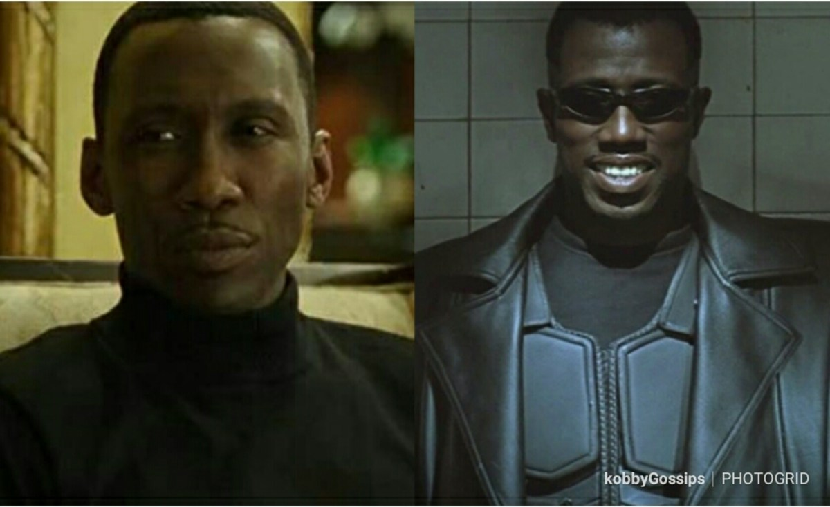 Mahershala Ali Replaces Wesley Snipes As Blade For Marvel Studios In New Artwork