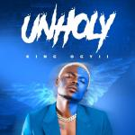 """Emerging Ghanaian Afrobeat singer Ernest Gyesi popularly known  as """"King Ogyii"""" is set to release his maiden Ep titled UnHoly."""