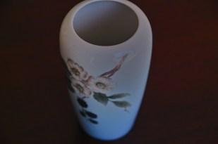 ロイヤルコペンハーゲン ブラックベリー柄 花瓶 6