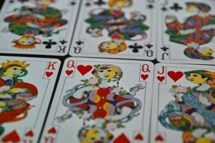 ビョルンビンブラッドデザイン ポーカートランプ 7