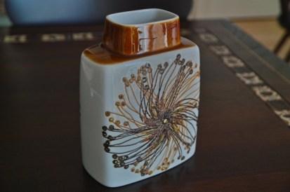 ロイヤルコペンハーゲン BACAバッカシリーズ Ellen Malmarエレン マルマーデザインの花器
