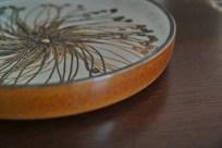 ロイヤルコペンハーゲン BACAバッカシリーズ Ellen Malmarエレン マルマーデザインの飾り皿 大 2