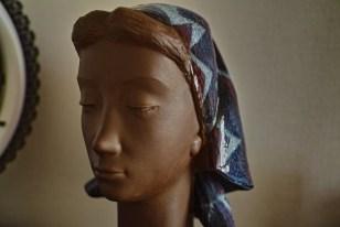 彫刻家Johannes Hedegaardの胸像 4