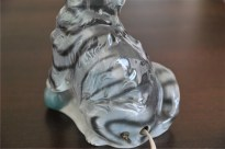ドイツ製 魅惑のアロマランプ 縞猫 8
