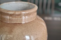 とても大きなサイズのVIROLAXの容器 陶器製 3