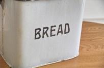 英国製 ブレッド缶 黒文字  その1 6