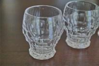 古い小さなグラス 3点セット 3