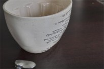 BROWN & POLSON'S 陶器モールド タイプ4 1