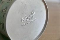 英国 Worcester Ware  ウースタウェアーア社製 COFFEE缶 茶摘み柄 1