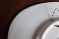 Bjørn (Bjorn) Wiinblad (ビョルン・ヴィンブラッドさん)デザイン  飾り皿 デンマーク ニモール窯(Nymølle)1976年製 7