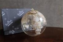 ドイツ ローゼンタールStudio-line製 ビョルン・ヴィンブラッドデザイン クリスマスオーナメント ガラス玉