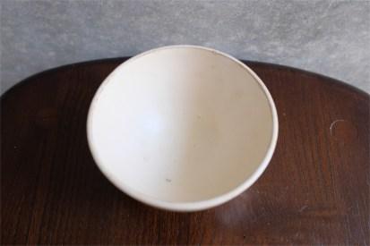 アンティークミニカフェオレボウル その24 フランス DIGOIN(ディゴアン)社製 焼きエスカルゴ柄