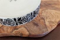 デンマーク NYMOLLE(ニモール窯) Bjorn Wiinblad ビョルン・ヴィンブラッド デザイン φ 15㎝ トレイ
