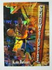 1998 TOPPS FINEST SHOWSTOPPERS KOBE BRYANT REFRACTOR WITH PROTECTIVE COATING
