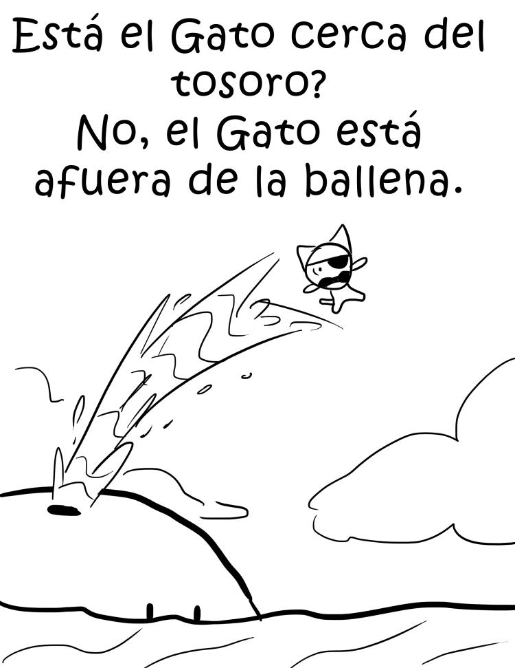 El Tesoro Del Gato (7)