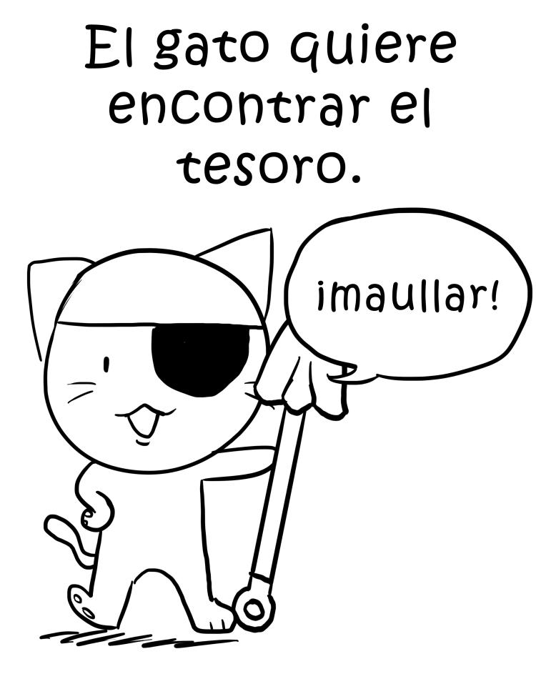 El Tesoro Del Gato (2)