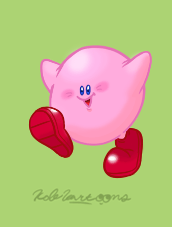 Kirby my style