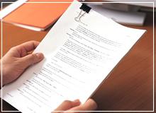 遺産分割協議書の作成のイメージ