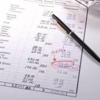 Budżet domowy w arkuszu kalkulacyjnym