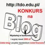 Konkurs dla studentów na blog finansowy