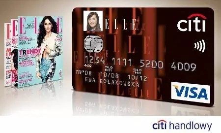Karta kredytowa Citibank-Elle