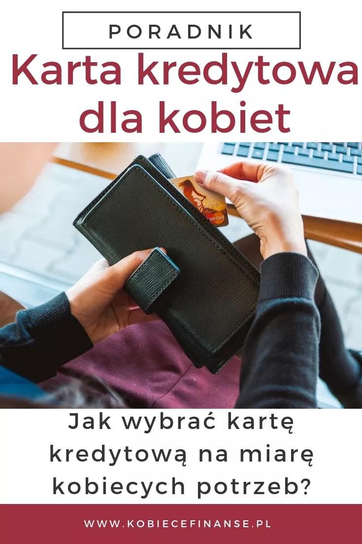 karta kredytowa dla kobiet - która wybrać?