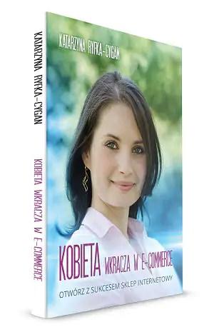 Kobieta wkracza w e-commerce - okładka książki