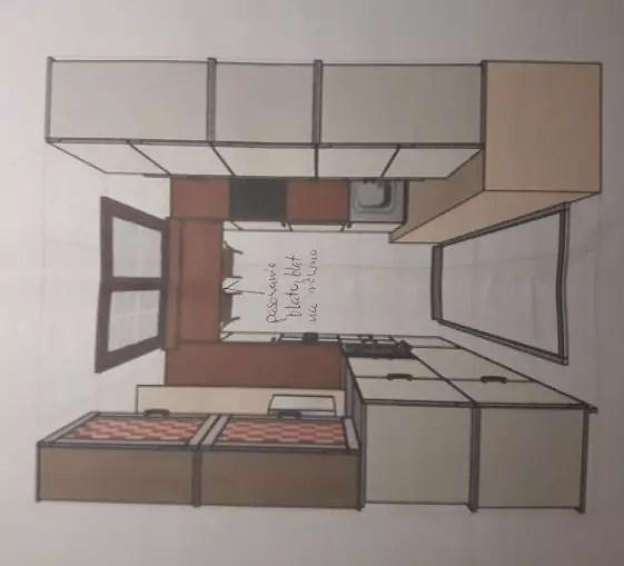 Drugi projekt kuchni