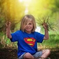 Małe, słabsze, głupsze.... Supermenki