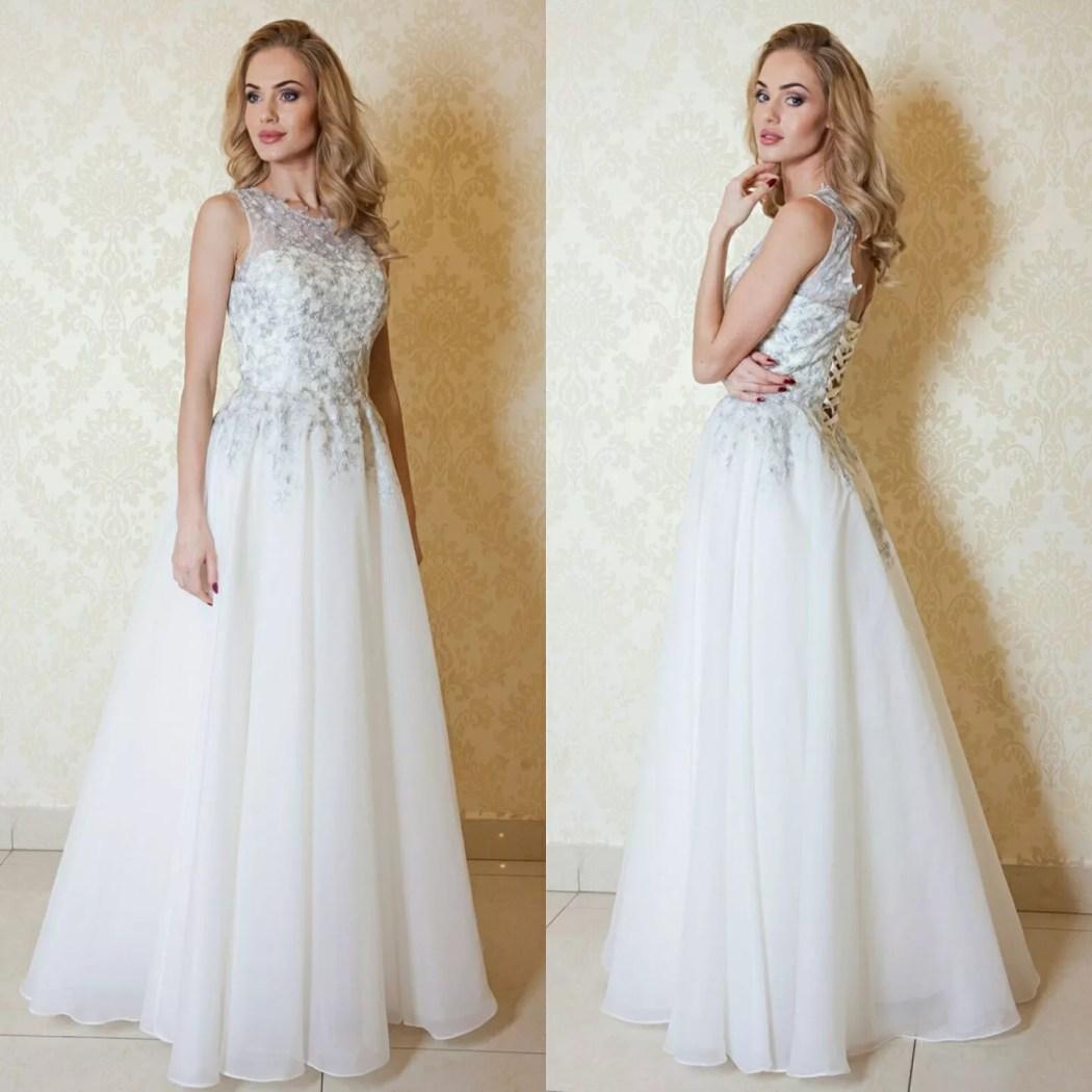Suknia Pretty Women Marta - dzięki niej koszt wesela nie poszybował w górę :-)
