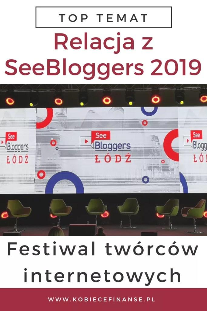 Relacja z festiwalu SeeBloggers w Łodzi