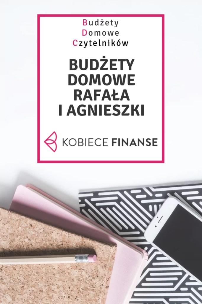 Budżety domowe czytelników bloga Kobiece Finanse