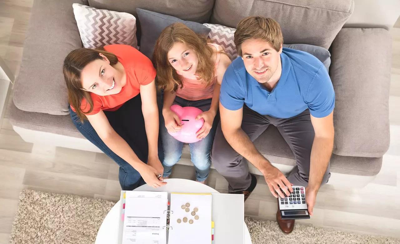 Oszczędzanie w rodzinie