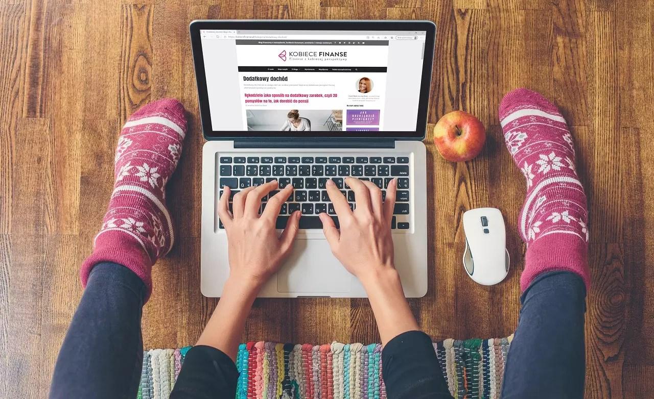 Praca w domu - zarabianie w internecie dla kreatywnych
