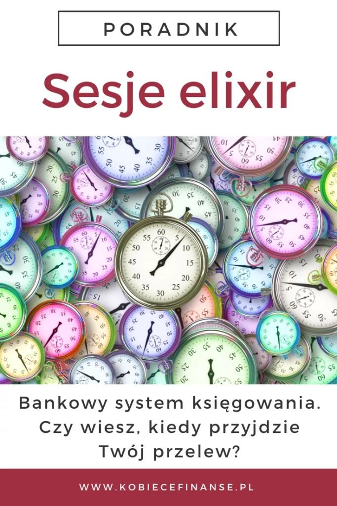 Bankowy system księgowania. Czy wiesz, czym są sesje bankowe i kiedy przyjdzie Twój przelew elixir?