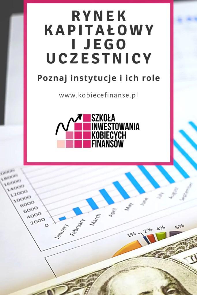 Rynek kapitałowy w Polsce - uczestnicy i instrumenty rynku kapitałowego