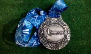 Medal, trochę niewyraźny :(