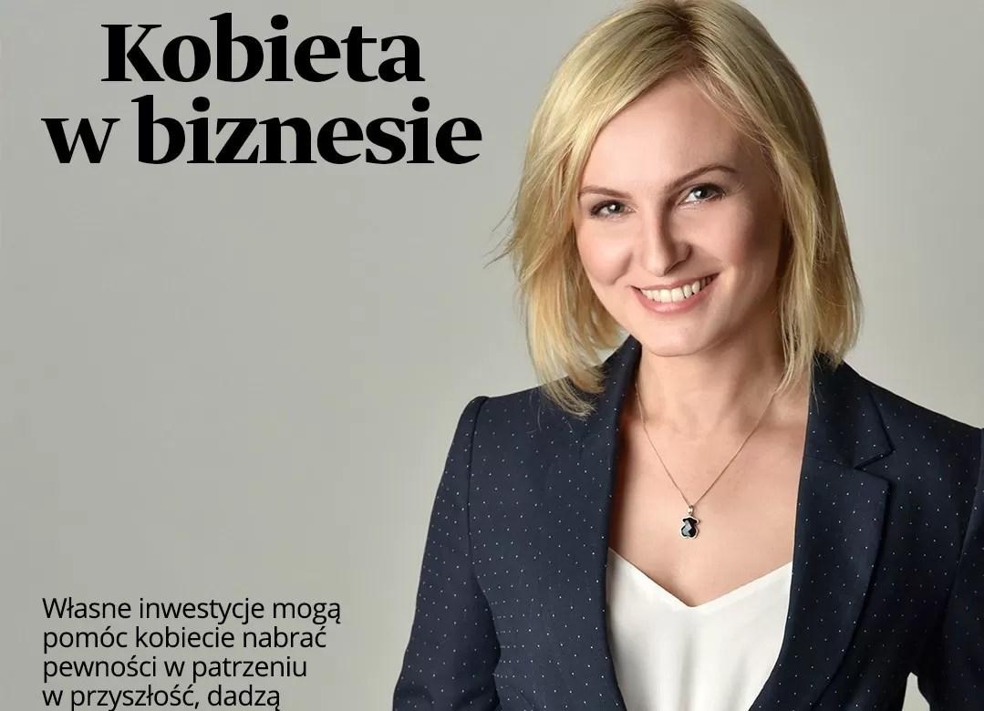 """Kobieta w Biznesie - artykuł w """"Rzeczpospolitej"""""""