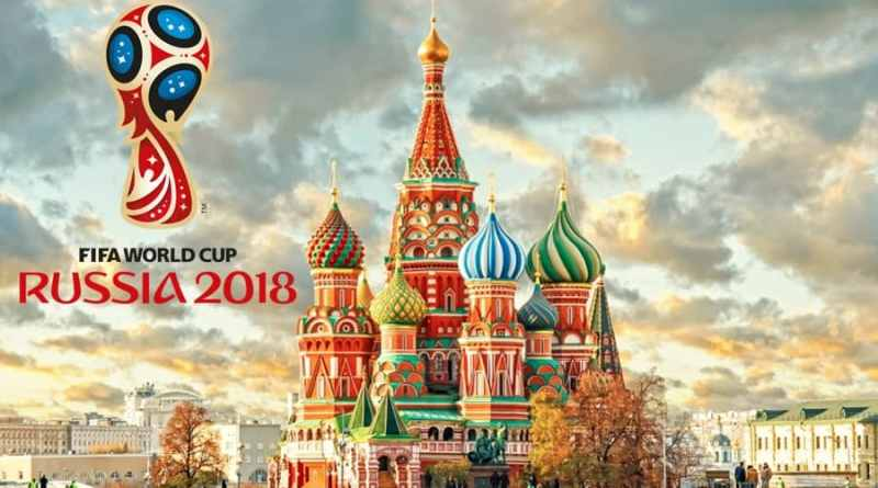 Top 15 countries traveling Russia for the FIFA World Cup