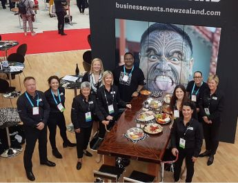 Tourism New Zealand set to bring 'kōrero' and 'kai' to  Barcelona for IBTM World