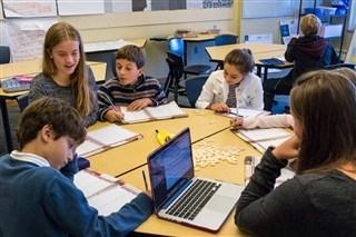 TEN REASONS WHY KO MIDDLE SCHOOLERS THRIVE
